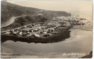 Aliso Beach, Calif. circa 1920