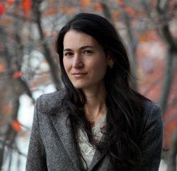 Nicole Krauss portrait