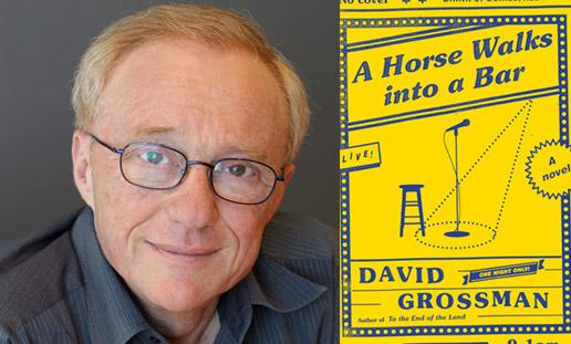 David Grossman Author