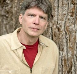 Richard Powers photo by Dean Dixon