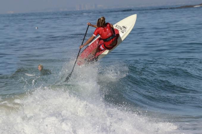 Ritz Carlton Laguna Niguel Surfing Santa