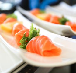 Ritz-Carlton Summer Sushi Sake