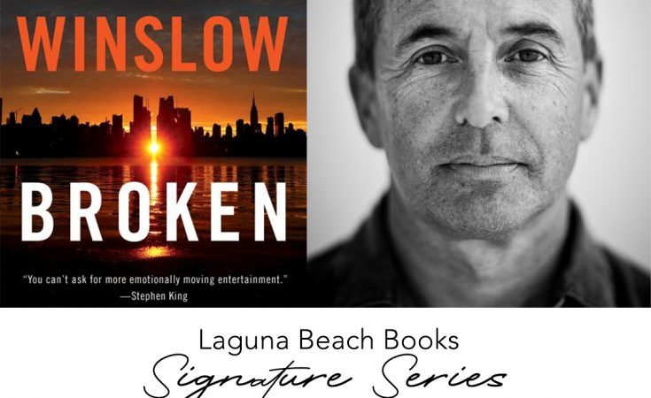 Laguna Beach Books Virtual Author Event