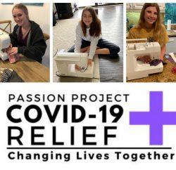 Passion Project Covid-19 Relief